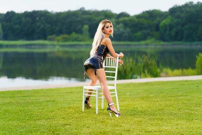 Cheyene Brown - Escort Girl from Broken Arrow Oklahoma