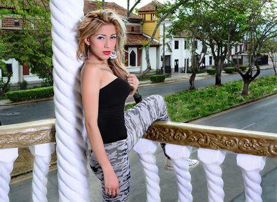 Allison Gold - Escort Girl from St. Louis Missouri