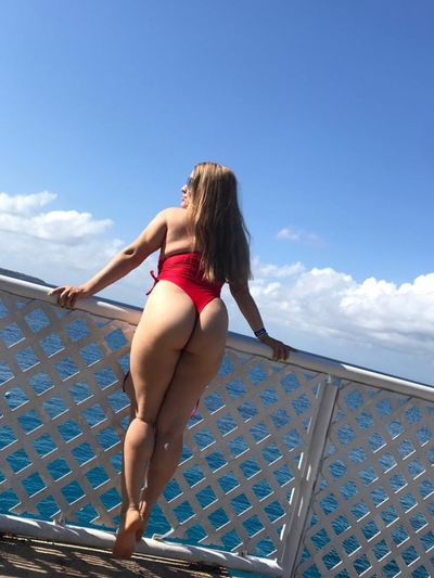 Blonde Escort in High Point North Carolina