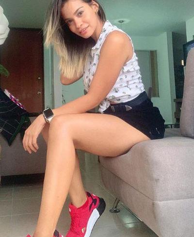 Luisa Montoya - Escort Girl from Springfield Massachusetts