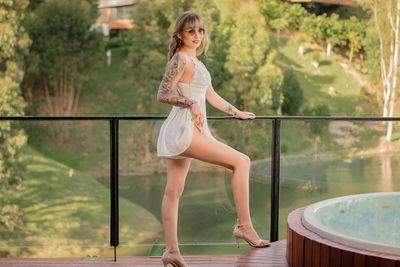 Golden Carter - Escort Girl from Burbank California