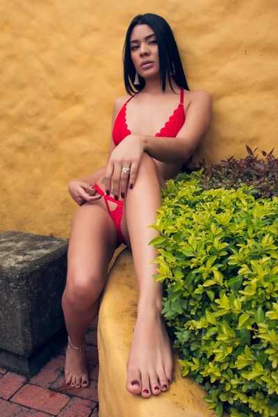 Andrea Silva - Escort Girl from Burbank California