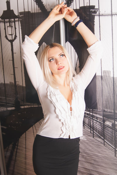 Elise Blonde - Escort Girl from Stamford Connecticut